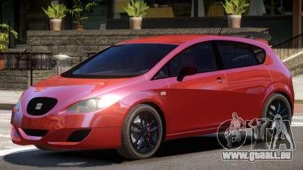 Seat Leon V1.2 pour GTA 4