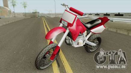 Sanchez (Project Bikes) pour GTA San Andreas