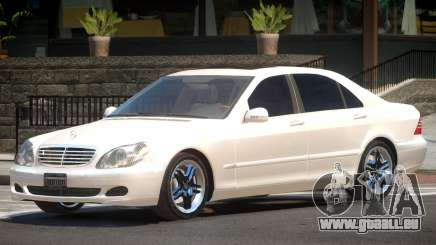 Mercedes W220 R1 pour GTA 4