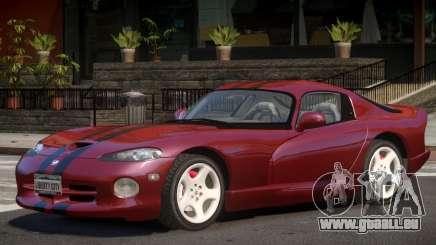 Dodge Viper V1.0 pour GTA 4