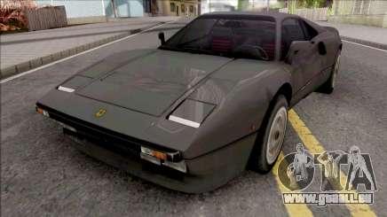 Ferrari 288 GTO 1984 v2 pour GTA San Andreas