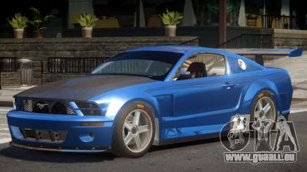 Ford Mustang GT-R V1 pour GTA 4