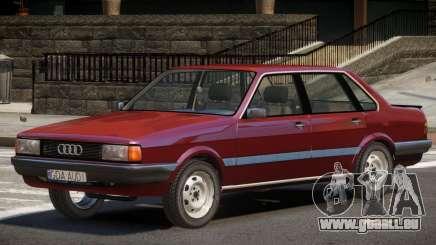 1985 Audi 80 pour GTA 4