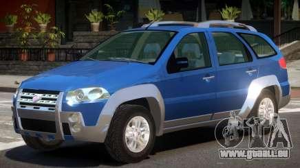 Fiat Palio V1.0 pour GTA 4