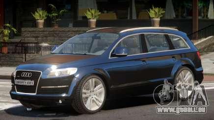 Audi Q7 ST pour GTA 4