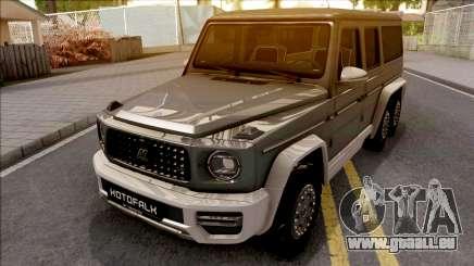 Mercedes-Benz G63 KOTOFALK pour GTA San Andreas