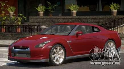 Nissan Skyline R35 Stock pour GTA 4