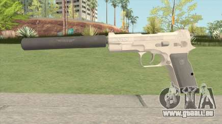 Bren Ten (Silenced Version) für GTA San Andreas