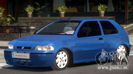 Fiat Palio Stock pour GTA 4