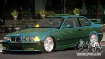 BMW M3 E36 Tuning für GTA 4
