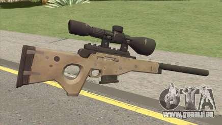 Sniper Rifle (Fortnite) pour GTA San Andreas