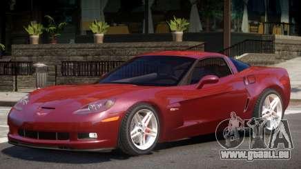 Chevrolet Corvette Z06 V1.0 für GTA 4