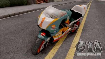 Honda NSR500 Mick Doohan pour GTA San Andreas