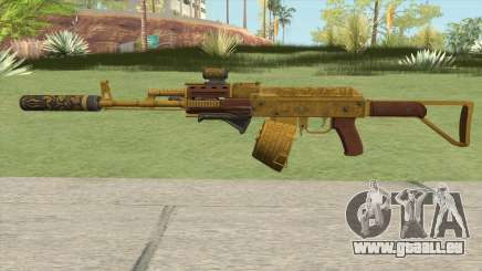 Assault Rifle GTA V (Complete Upgrade V1) pour GTA San Andreas