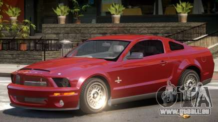Ford Shelby R Stock pour GTA 4