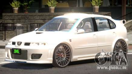 Seat Leon V1.0 pour GTA 4