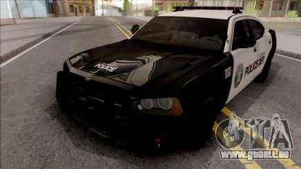 Dodge Charger Police Car 2020 pour GTA San Andreas