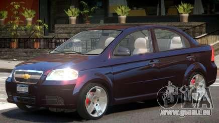 Chevrolet Aveo V1 pour GTA 4