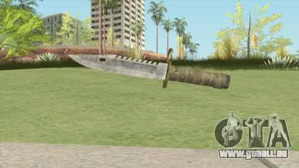 Combat Knife (RE2 Remake) für GTA San Andreas