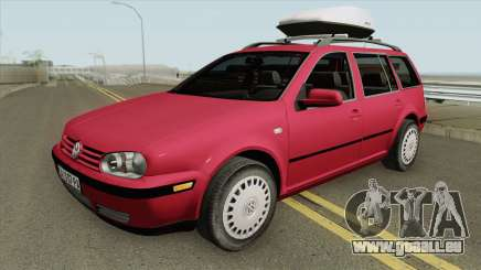 Volkswagen Golf MK4 Variant pour GTA San Andreas