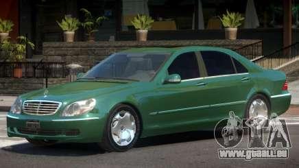Mercedes W220 R2 pour GTA 4