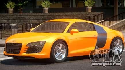 Audi R8 Y11 pour GTA 4