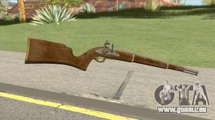 Edinburgh Musket (New Gen) GTA V für GTA San Andreas