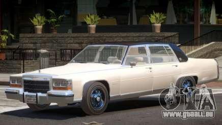 1985 Cadillac Fleetwood für GTA 4