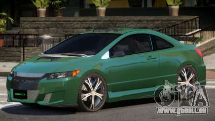 Honda Civic Si Custom pour GTA 4