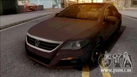 Volkswagen Passat CC Brown pour GTA San Andreas
