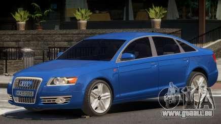 Audi A6 V2.1 pour GTA 4