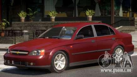 Chevrolet Evanda V1 pour GTA 4