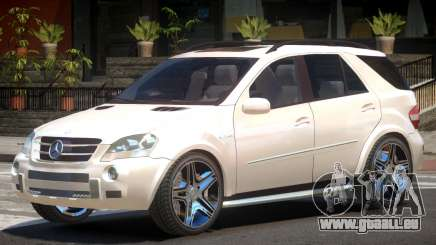 Mercedes ML63 AMG pour GTA 4