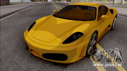 Ferrari F430 Low Poly für GTA San Andreas