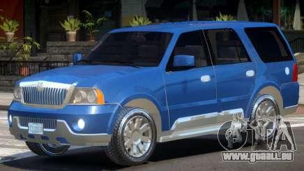 Lincoln Navigator Y4 pour GTA 4