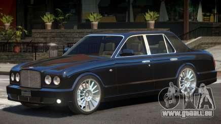 Bentley Arnage V1.2 pour GTA 4