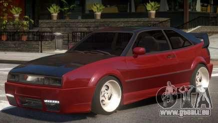 Volkswagen Corrado Tuned für GTA 4