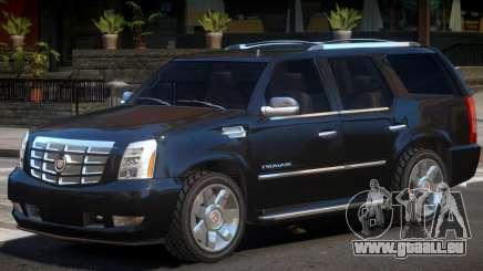 Cadillac Escalade Y7 pour GTA 4