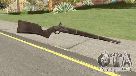 Edinburgh Musket (Army) GTA V für GTA San Andreas