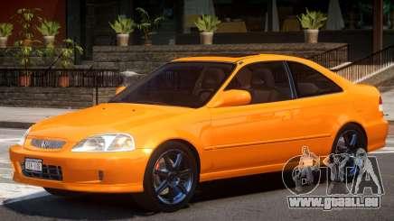 1998 Honda Civic V1.2 pour GTA 4