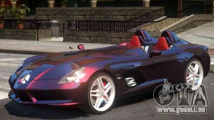Mercedes-Benz SLR Stirling Moss pour GTA 4
