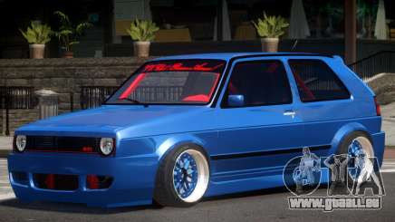 Volkswagen Golf II V1 pour GTA 4
