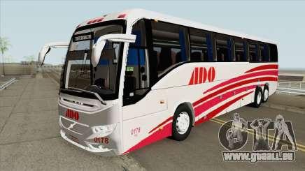 Volvo Grand L De Ado für GTA San Andreas