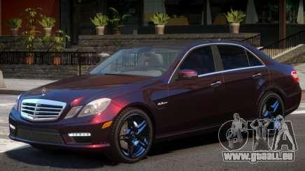 Mercedes Benz E63 Y10 für GTA 4