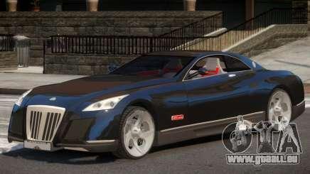 Maybach Exelero V1 für GTA 4