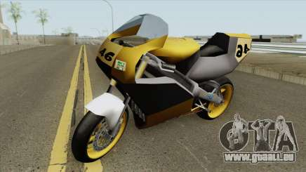 NRG-500 (Project Bikes) pour GTA San Andreas