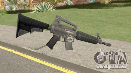 Assault Rifle (Fortnite) pour GTA San Andreas