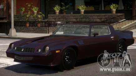 1979 Chevrolet Camaro Z28 pour GTA 4