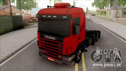 Scania 124G R400 Serie Horizontes pour GTA San Andreas