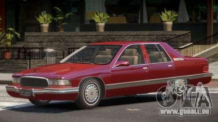 Buick Roadmaster V1.1 pour GTA 4